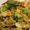 Тайский жареный рис.