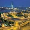 Мост Нанпу через реку Хуанлу.