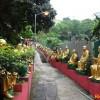 Монастырь Десяти тысяч Будд в Гонконге.(Фото,видео)