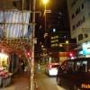 Дорожное движение в Гонконге.