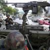 Армия Таиланд объявила военное положение