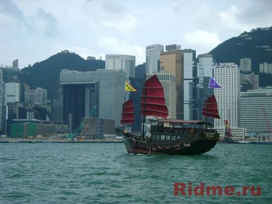 Гонконг. Туризм растет