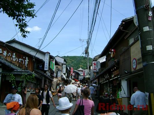 Япония.Особенности пребывания в стране