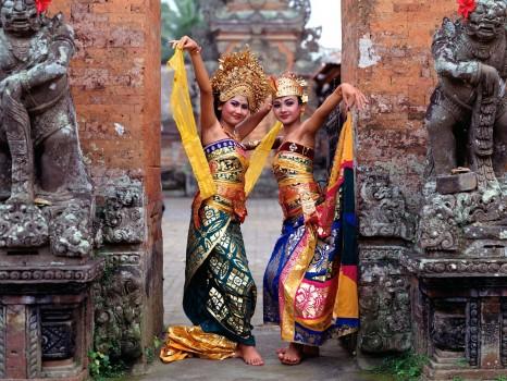 Индонезия. Язык тела и жеста.