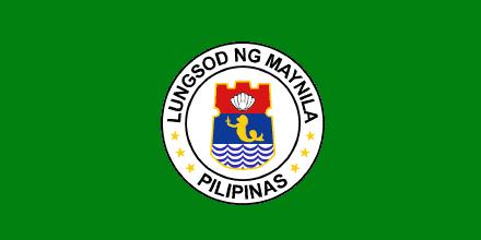 Флаг Манилы