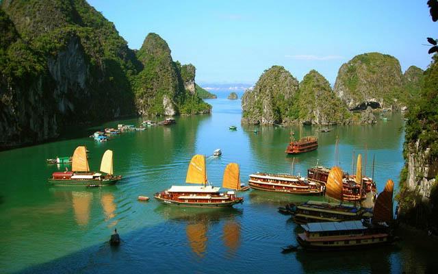 Самый знаменитый природный памятник Вьетнама