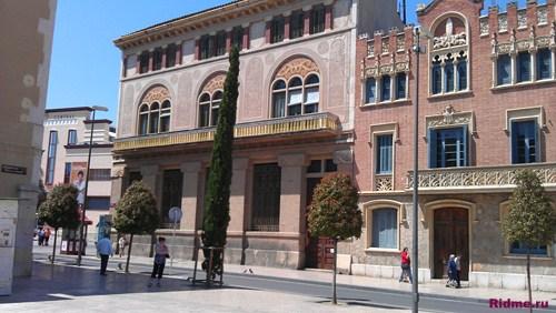 Реус. Испания.