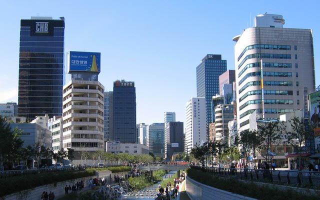 Южная Корея - столиц будет две