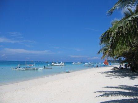 Лучшие пляжи на Филиппинах.