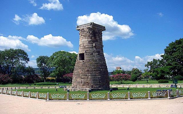 Древняя столица Южной Кореи