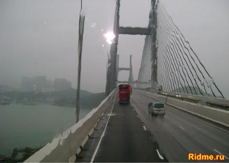 Погода в Гонконге.