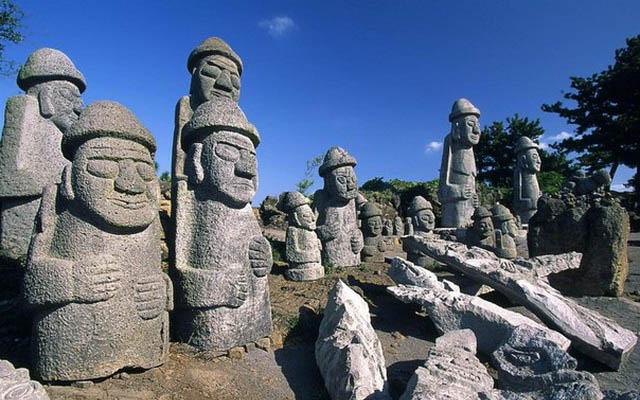 Чеджудо – самый большой корейский остров