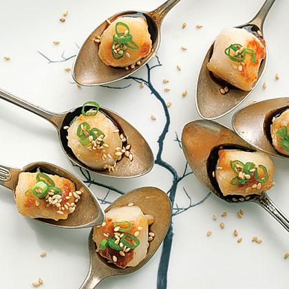Китайские морские гребешки