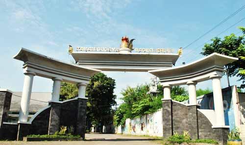 Парк культуры Raden Saleh